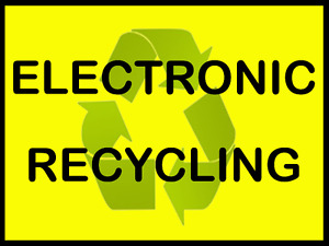 FREE PICK UP OF ALL ELECTRONIC ITEMS - BARRIE AND INNISFIL