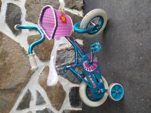 Vélo pour fille