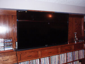 "70"" Sharp Aquos Quattron Smart TV"