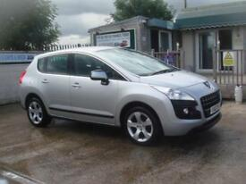 Peugeot 3008 Crossover 1.6HDi ( 112bhp ) Active PAY AS YOU GO