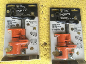 Pipe Clamps and Black Pipe