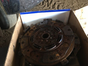 good condition USED clutch out of heavy spec western star
