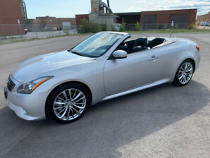 2011 Infiniti G37S Convertible for sale - $22000