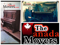 Best Price! Moving Piano &Pool Table Movers in GTA (647)885-0450