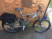 Scott Aspect full suspension mountain bike