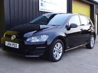 2014 (14) Volkswagen Golf 1.6 TDi 105 SE DSG 5dr Diesel £20 road tax