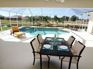 Rotonda West 4 bed home pool & jacuzzi, close to the beach