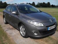 Renault Megane 1.5dCi 106 Dynamique Estate 6 Speed Manual