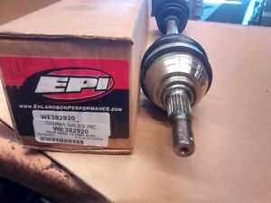 EPI 1/2 Shaft for Arctic Cat # WE382920