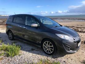 Mazda 5 low milage