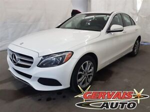 Mercedes-Benz C300 C-Class 4Matic AWD Cuir MAGS 2015