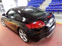 Audi TT Coupe 2.0TDI quattro 2009MY S Line CAT C x2