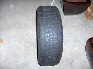 Uniroyal Tiger Paw Winter Tire, Size: P185/65 R14 - One Tire London Ontario image 2