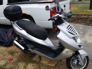 150 c.c Kymco Scooter