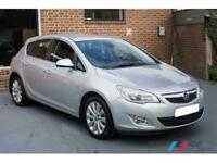 2011 Vauxhall Astra SE Hatchback Petrol Automatic