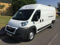 2014 Citroen Relay 2.2 HDi 35 L4H2 Panel Van 4dr Heavy Manual Panel Van