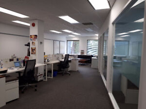 AMAZING LOCATION – Office Sublet Available Immediately