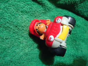FISHER PRICE Little People Toy Truck With Moving Mouth Kingston Kingston Area image 6