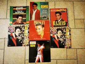 Elvis Presley lp vinyl record collection