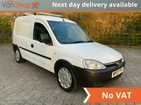 2007 Vauxhall Combo 1.3 CDTi 2000 16v Panel Van 3dr Panel Van Diesel Manual