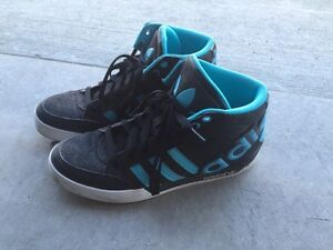 Adidas Hightops - boys youth size 6.5