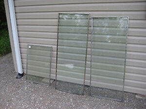 thermopane double glazed glass