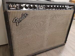 1964 Fender Twin Reverb Amp