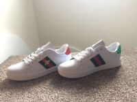 Mens Gucci Sneakers size 8 - brand new