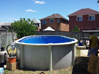 Above Ground pool installs