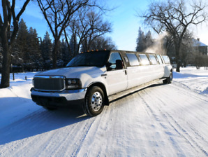 2004 F450 Excursion Dually Limo