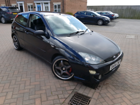 Ford Focus ST170 3 Door