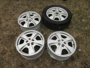 4 Alloy Wheels