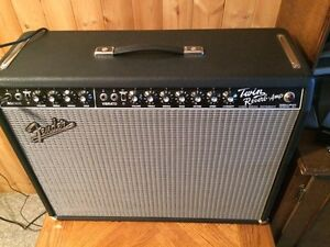 Fender Twin Reverb Re-Issue