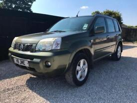 2004/04 Nissan X-Trail 2.2dCi Sport,119000 MILES WITH 16 SERVICE STAMPS,MAR MOT