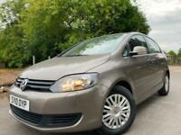2010,10 GOLF PLUS 1.6 TDI 105 S 5DR,47000 MILES FULL DEALERSHIP SERVICE HISTORY