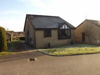 Rarely available 3 bedroom detached bungalow for Sale in Westerwood, Cumbernauld