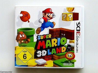 SUPER MARIO 3D LAND   ~Nintendo 3Ds / XL / 2Ds / New 3Ds / XL, New 2Ds XL Spiel~ Mario 3d Land 2