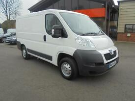 2013 PEUGEOT BOXER 2.2 HDi H1 Professional Van 110ps WITH AIR CONDITIONING