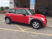 Mini one, 2005, 1.6 petrol, 80,000 miles, clean car, £2895