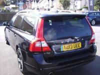 2013 Volvo V70 D3 [163] R DESIGN 5dr Geartronic [Start Stop] 5 door Estate
