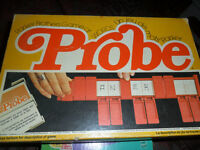 Boardgames and games for different ages