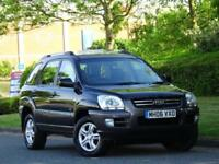 Kia Sportage 2.0 XE 2006 4WD + 12 SERVICE STAMPS + CAMBELT KIT DONE