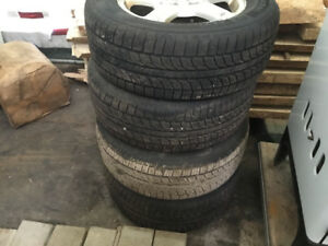 225 60 R 16 General Tires