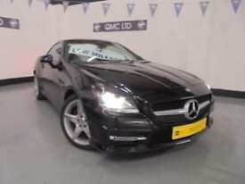 2013 Mercedes-Benz SLK 2.1 SLK250 CDI BlueEFFICIENCY AMG Sport 7G-Tronic
