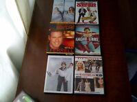 Comedy DVD lot