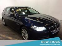 2013 BMW 5 SERIES 520d SE 5dr Step Auto
