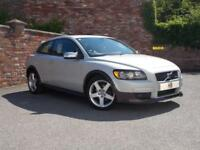 2007 Volvo C30 Sports Coupe 3Dr 1.6 100 R DESIGN Sport Petrol white Manual