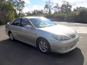 CHEAP 2005 Toyota Camry sportivo 2.4L AUTOMATIC GOLD 4D Sedan Lansvale Liverpool Area Preview