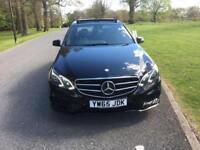 Mercedes-Benz E Class 2.1 E220 CDI BlueTEC AMG Night Edition 7G-Tronic Plus 4dr