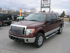 2010 Ford F-150 XLT SuperCrew XTR 4x4